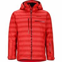 Rocket Red Marmot Starcross Jacket Mens