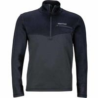 Black Marmot Torbin 1/2 Zip Mens