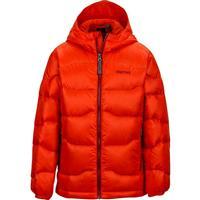 Mars Orange Marmot Ama Dablam Jacket Boys