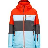 Bluefish / Mars Orange Marmot Headwall Jacket Boys