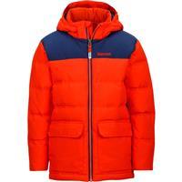 Mars Orange / Arctic Navy Marmot Rail Jacket Boys
