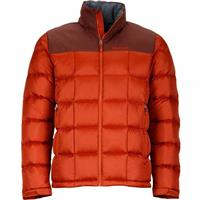 Dark Rust / Marsala Brown Marmot Greenridge Jacket Mens