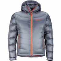 Steel Onyx Marmot Terrawatt Jacket Mens