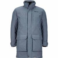 Steel Onyx Marmot Longwood Jacket Mens