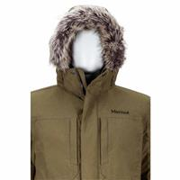 Deep Olive Marmot Longwood Jacket Mens