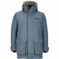 Steel Onyx Marmot Hampton Jacket Mens