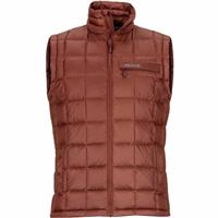 Marsala Brown Marmot Ajax Vest Mens