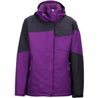 Mystic Purple / Dark Steel Marmot Moonstruck Jacket Girls