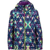 Mystic Purple Geo Marmot Big Sky Jacket Girls
