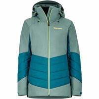 Urban Army / Deep Teal Marmot Astra Jacket Womens