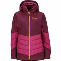 Dark Purple / Magenta Marmot Astra Jacket Womens