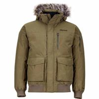 Deep Olive Marmot Stonehaven Jacket Mens