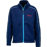 Arctic Navy Marmot Lassen Fleece Boys