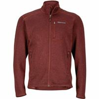 Marsala Brown Marmot Drop Line Jacket Mens