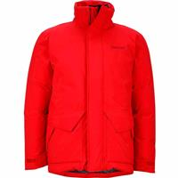 Team Red Marmot Colossus Jacket Mens