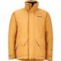 Golden Bronze Marmot Colossus Jacket Mens