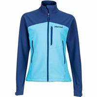 Blue Sea / Arctic Navy Marmot Estes Jacket Womens