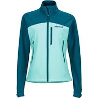 Celtic / Deep Teal Marmot Estes Jacket Womens