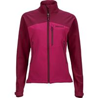 Magenta / Dark Purple Marmot Estes Jacket Womens