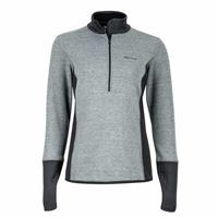 Dark Steel / Black Marmot Sirona 1/2 Zip Womens