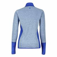 Dewdrop / Royal Night Marmot Sirona 1/2 Zip Womens