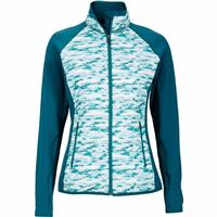 Deep Teal Ice / Deep Teal Marmot Caliente Jacket Womens