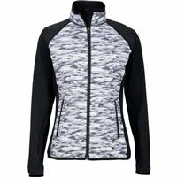 Black Ice / Black Marmot Caliente Jacket Womens