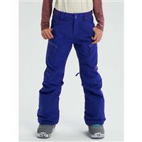 Royal Blue Burton Elite Cargo Pant Girls