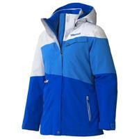 Gem Blue/Sliver Marmot Moonshot Jacket Womens