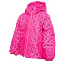 Girlfriend Honeycomb/Girlfriend Spyder Bitsy Glam Jacket Girls