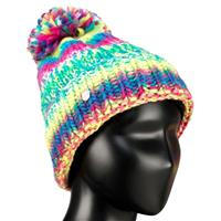 Girlfriend/Riviera/Sharp Lime Spyder Twisty Hat Girls