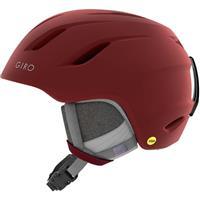Matte Scarlet Peak Giro Era MIPS Helmet Womens