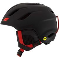 Giro Nine MIPS Helmet - Matte Black / Bright Red
