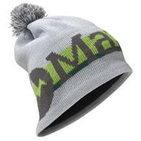 Glacier Grey Marmot Retro Pom Hat