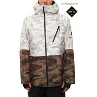 686 GLCR Gore-Tex Hydra Down Thermagraph Jacket - Men's - Camo Colorblock
