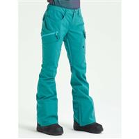 Burton Gloria Insulated Pant - Women's - Green Blue Slate