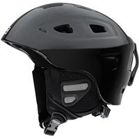 Gloss Black Smith Venue Helmet Womens