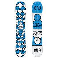 Gnu Forest Bailey Head Space C3 Snowboard Mens