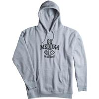 Airblaster Go Medium Pullover Hoody - Men's - Heather Grey