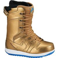 Gold/White Nike Vapen Snowboard Boots Womens