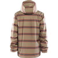 Grain Draft Lines Foursquare Truss Jacket Mens