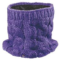 Grape Bula Lina Neck Gaiter Womens