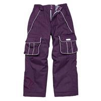 Grape Linen 686 PF Julius Insulated Pants Girls