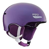 Grape RED Pure Helmet Womens