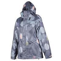 Graphite Flash Volcom Domestic Insulated Jacket Womens