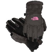 Graphite Grey The North Face Denali Thermal Etip Glove Girls