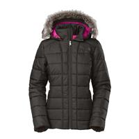 Graphite Grey The North Face Gotham Jacket Womens
