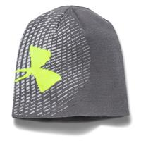 Graphite / High Vis Under Armour Billboard GITD Beanie Boys
