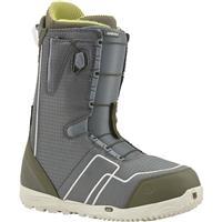 Gray Burton Ambush Snowboard Boots Mens