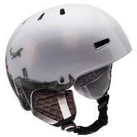 Gray RED Trace 0.5 Helmet Kids